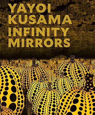 Yayoi Kusama New Hardback Book
