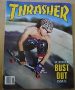 Thrasher Skateboard Magazine