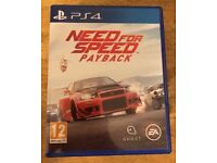 Need For Speed Payback - NFS - Playstation 4 - PS4