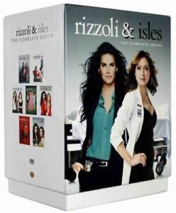 Rizzoli & and Isles: Complete TV Series Seasons 1-7 DVD Box Set