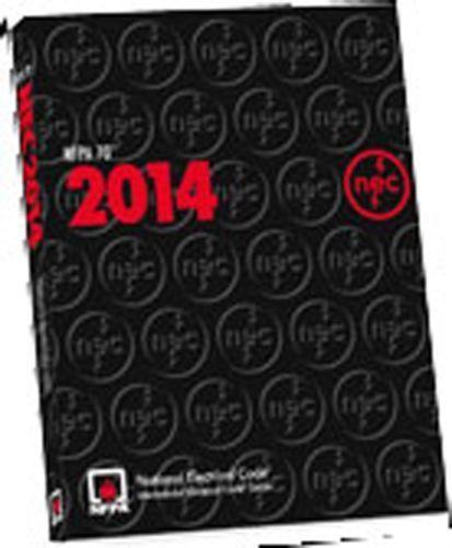 NEC, NFPA 70 Book (2013) LIKE NEW