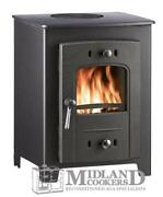 Solid Fuel Fire