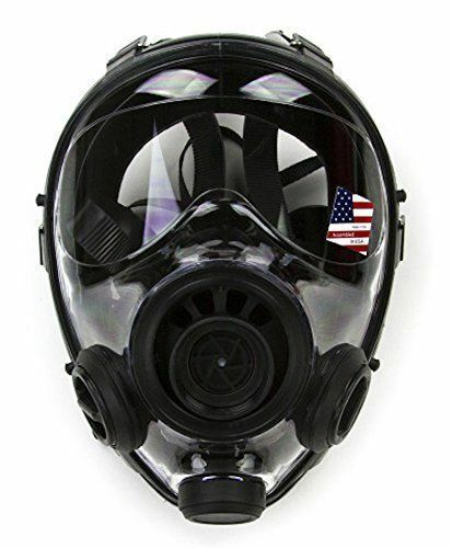 MESTEL CBRN SGE 400/3 Gas Respirator With Filter size M/L