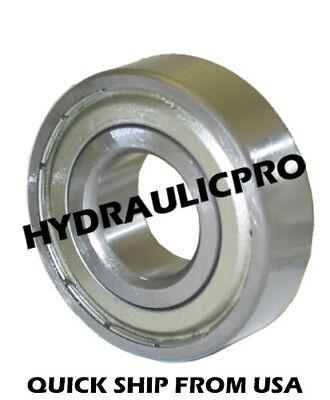 Qty 1 6203zz Premium Ball Bearing 6203-zz 6203z 6203 Shielded 17x40x12