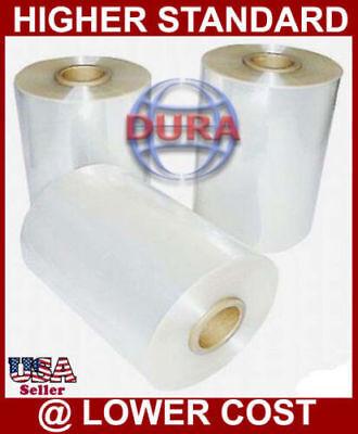 12 4370 Ft 60 Ga Central Fold Polyolefin Heat Shrink Film Wrap Retail Packaging