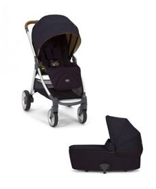 Armadillo Flip XT Mamas and Papas buggy and carrycot (used )