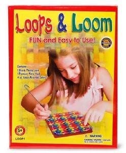 WEAVING-LOOM-KIT-Loops-Loom-MAKE-POTHOLDERS-Weave-Set