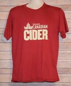 MEN'S MOLSON CANADIAN CIDER T-SHIRT (XL) EXTRA LARGE