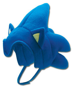 *NEW* SONIC THE HEDGEHOG HAIR FLEECE HAT