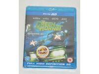 BLU RAY DVD 3D FILM THE GREEN HORNET BLURAY DIGITAL FULL HIGH DEFINITION SPECIAL