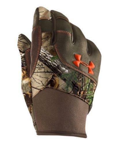 f8163452a7ce9 Under Armour Hunting Gloves | eBay