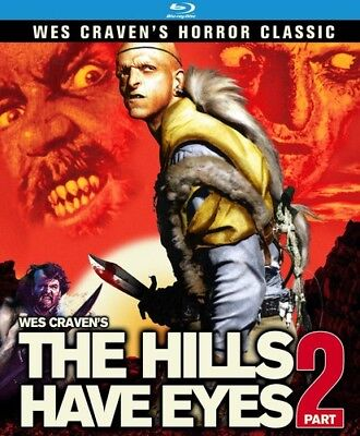The Hills Have Eyes, Part 2 [New Blu-ray] Digital Theater System, Widescreen
