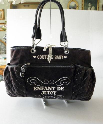 Juicy Couture Diaper Bag Ebay