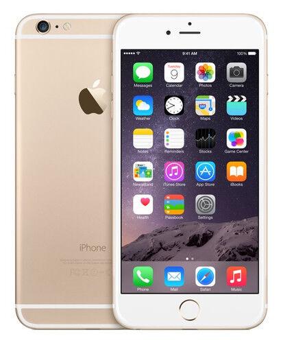 Apple iPhone 6 Plus - 128GB - Gold (Unlocked) A1522 (GSM) (CA)