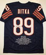 Mike Ditka Jersey