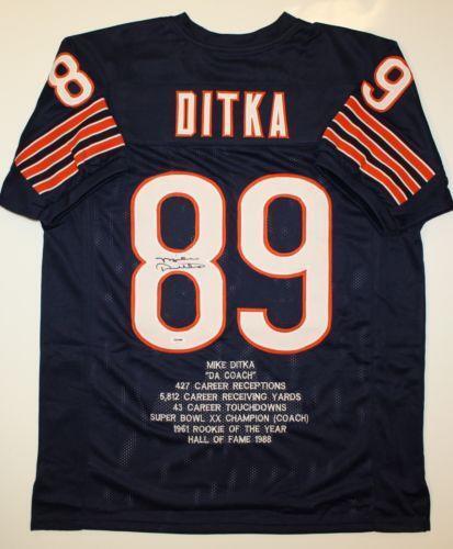 38d77b2e4c5 Mike Ditka Jersey | eBay