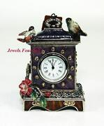 Jay Strongwater Clock