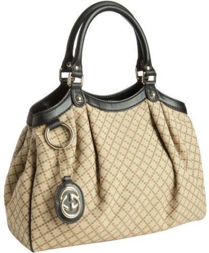 ee6512ec2333 Gucci Sukey Handbag | eBay