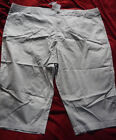 3/4 Length Plus Size Pants for Women
