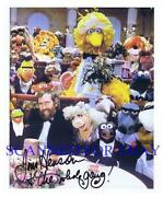 Muppets Signed