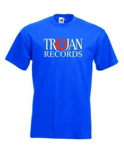 Record label t shirt ebay for Vintage record company t shirts