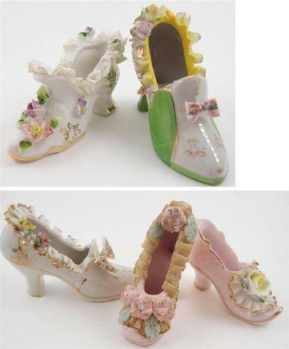 Ceramic Baby Shoe Collectible