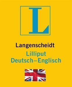 Langenscheidt Lilliput Englisch. Deutsch-Englisch (2011, Taschenbuch)