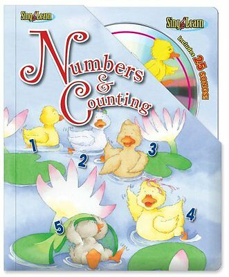 (Numbers and Counting Sing & Learn Padded Board Boo)