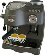 Built in Espresso