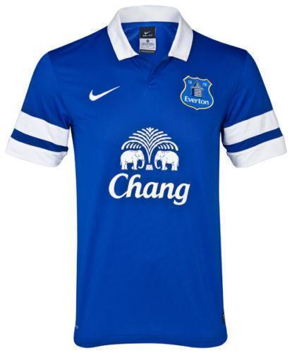 Everton Home Shirt  731e97bfb