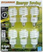 23 Watt CFL Bulbs