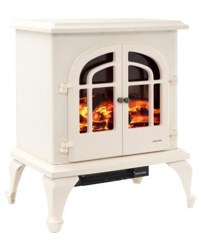 - Electric Wood Burning Stove EBay