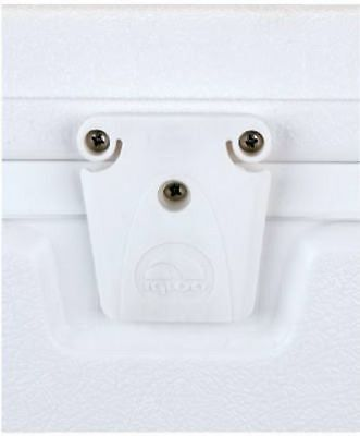 1 Genuine Igloo 24013 Ice Chest Latch Sets White Cooler Replacement