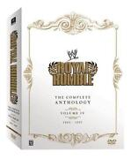 WWE Royal Rumble Anthology