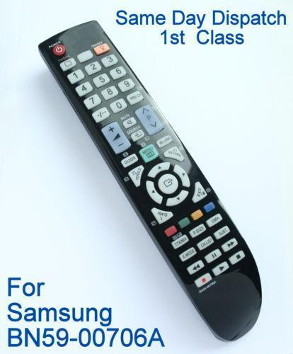 samsung remote control bn59 ebay. Black Bedroom Furniture Sets. Home Design Ideas