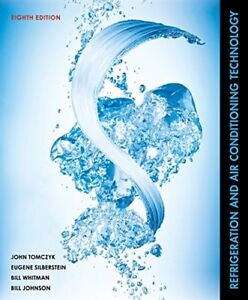Refrigeration and Air Conditioning Technology hardcover 8th
