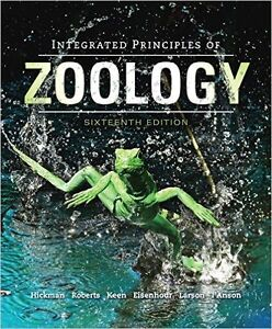 Integrated Principles of Zoology Hardcover