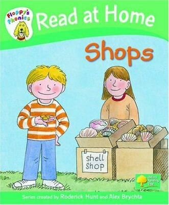 Very Good, Read at Home: Floppy's Phonics: L2a: Shops, Hunt, Roderick, Hardcover