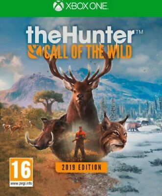 The Hunter Call of the Wild Xbox One 2019 Edition with Brand New Sealed