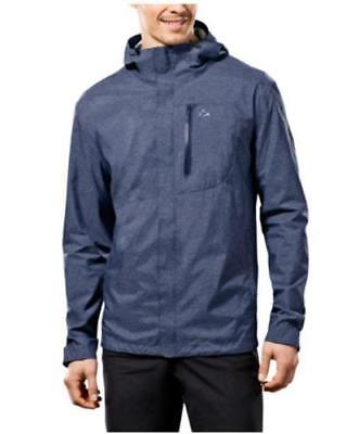 New Paradox Waterproof   Breathable Mens Rain Jacket Blue Variety