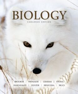 Biology Canadian Edition - McGraw Hill