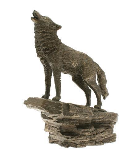 Wolf Statue Ebay