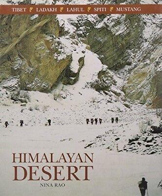 Very Good, Himalayan Desert, Nina Rao, Book