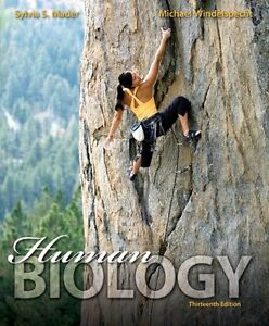 Human Biology Thirteenth Edition