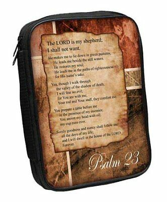 Psalm 23 Bible Cover