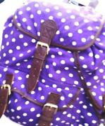 Girls Rucksack School Bag