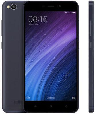 "Xiaomi Redmi 4A (32GB, 2GB RAM) 5.0"" Global 4G LTE Android Dual Sim Phone - Gray"