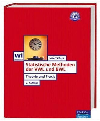 Statistische Methoden der VWL und BWL Theorie und Praxis (Pearson