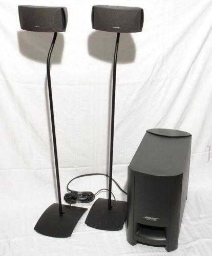 bose sound system ebay. Black Bedroom Furniture Sets. Home Design Ideas