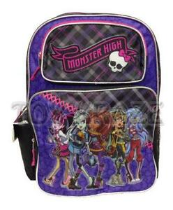 50fd8c01e0 Monster High School Backpacks